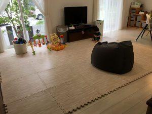 置き畳/ユニット畳セキスイ美草チャコールグレー/ブラック