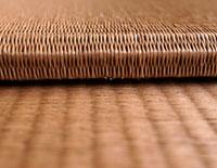置き畳/フローリング畳ダイケン【清流】胡桃色畳表