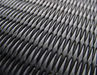 置き畳/フローリング畳セキスイ美草目積織りブラック(黒)