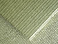 置き畳フローリング畳ダイケン銀白色市松敷き