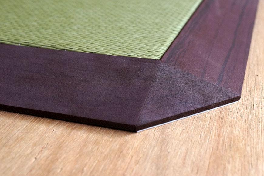 置き畳 ユニット畳用 フレーム 枠 コーナー部材とストレート部材