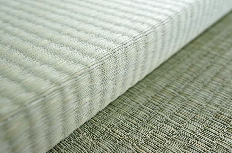 tatami mat is made in Japan.