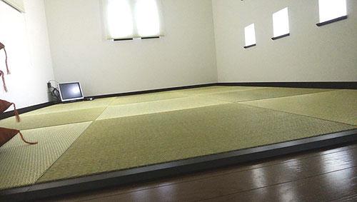 置き畳ユニット畳 無染土撥水畳