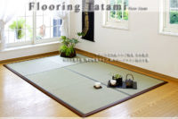 Japanese assembly mattress Thin-and-light type