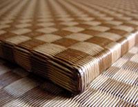 ユニット畳/フローリング畳セキスイ美草市松織り