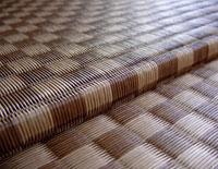 ユニット畳/フローリング畳セキスイ美草市松織りダークブラウン