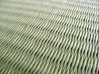フローリング畳【清流】銀白色畳表
