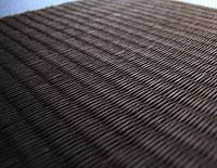 フローリング畳【清流】栗色畳表