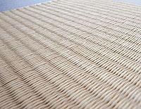 フローリング畳ダイケン【清流】白茶色畳表