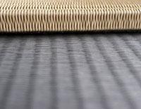 置き畳ユニット畳セキスイ美草グレー/アイボリー