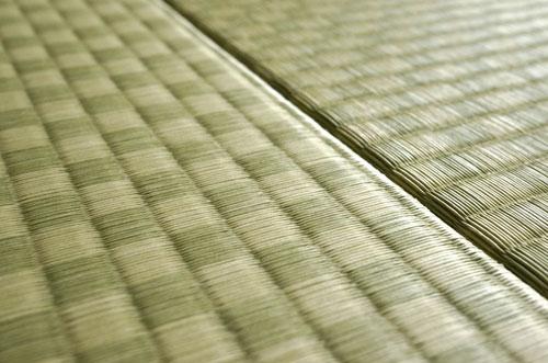 置き畳ダイケン市松01銀白色×新銀白色