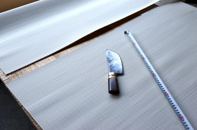 白い畳フローリング畳