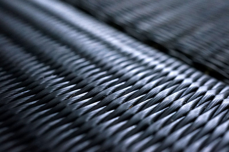 黒い畳炭フローリング畳