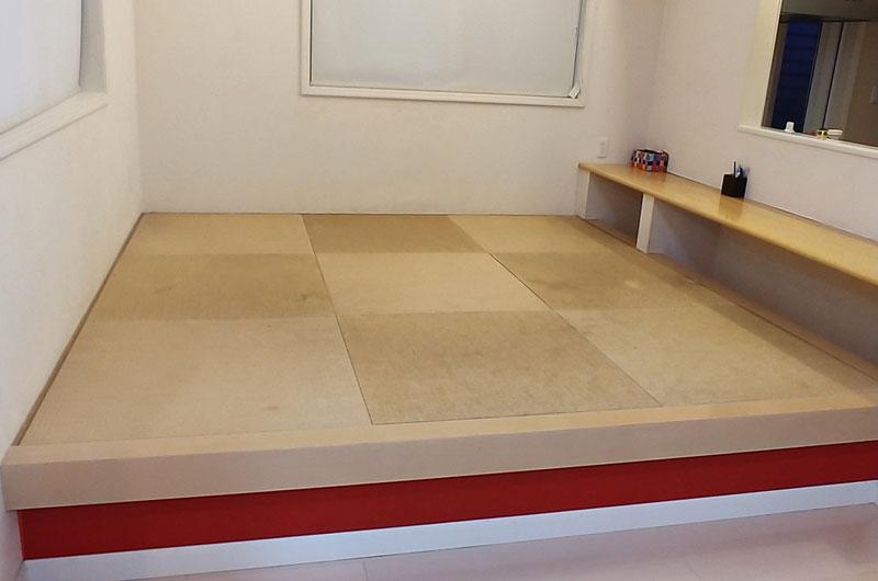小上がり和室の畳