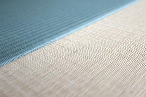 置き畳ダイケン清流青磁色/乳白色