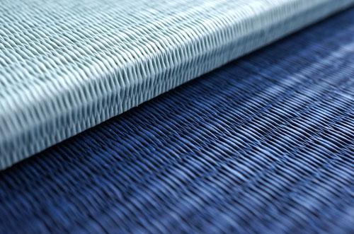 置き畳ダイケン清流藍色と青磁色