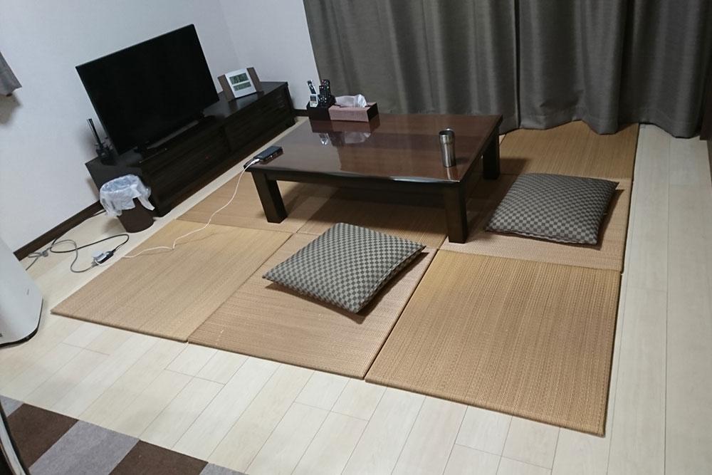 置き畳ユニット畳用フレーム枠