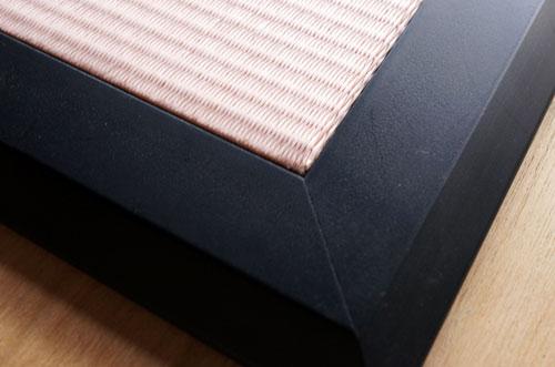 置き畳 薄桜色と畳枠