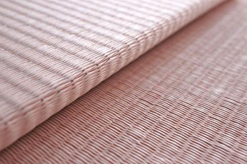 置き畳 ダイケン【清流】薄桜色 框