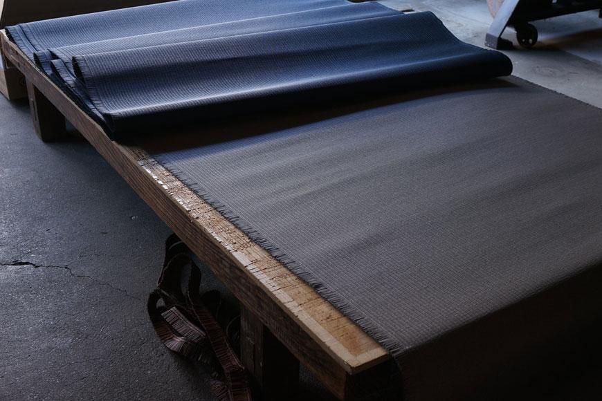 置き畳 和紙 清流 栗色