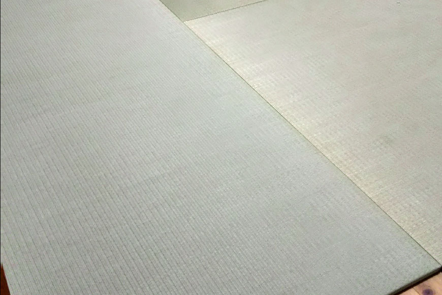 純国産 高級置き畳 和極 敷き込み