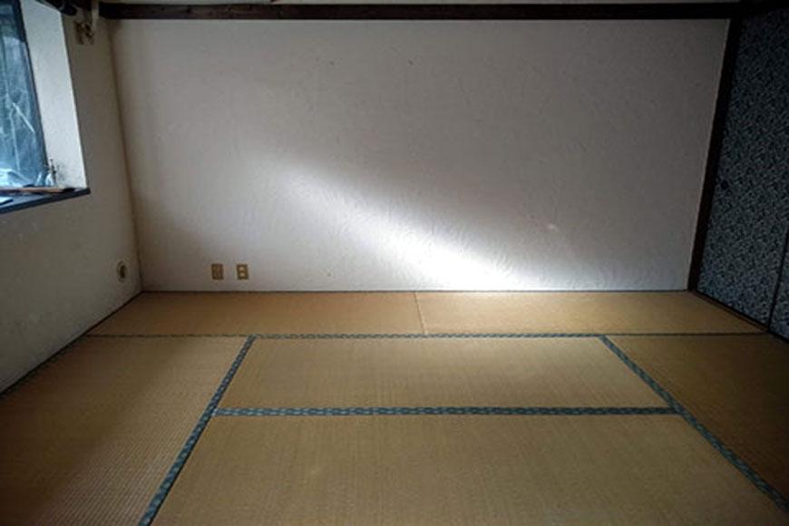 古畳を再利用した和室のセルフリノベーション[DIY・てづくり]
