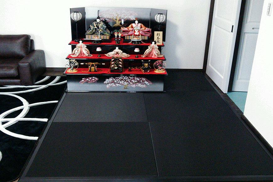 炭フローリング畳