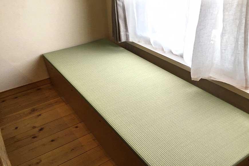 高床式 ユニット畳