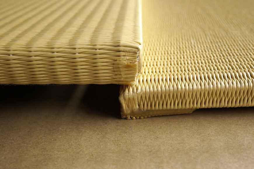 畳みの敷き込み方