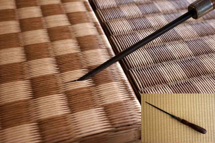 畳の上げ方
