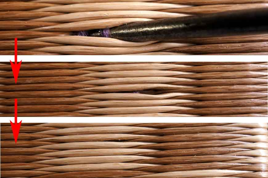 畳の引き上げ方
