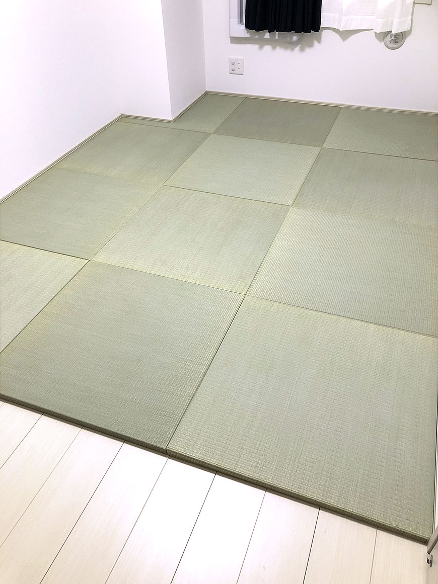 国産 置き畳 サイズオーダー畳