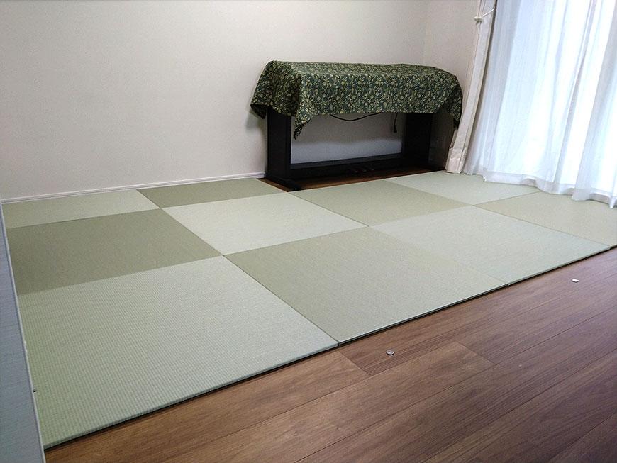 日本人と畳