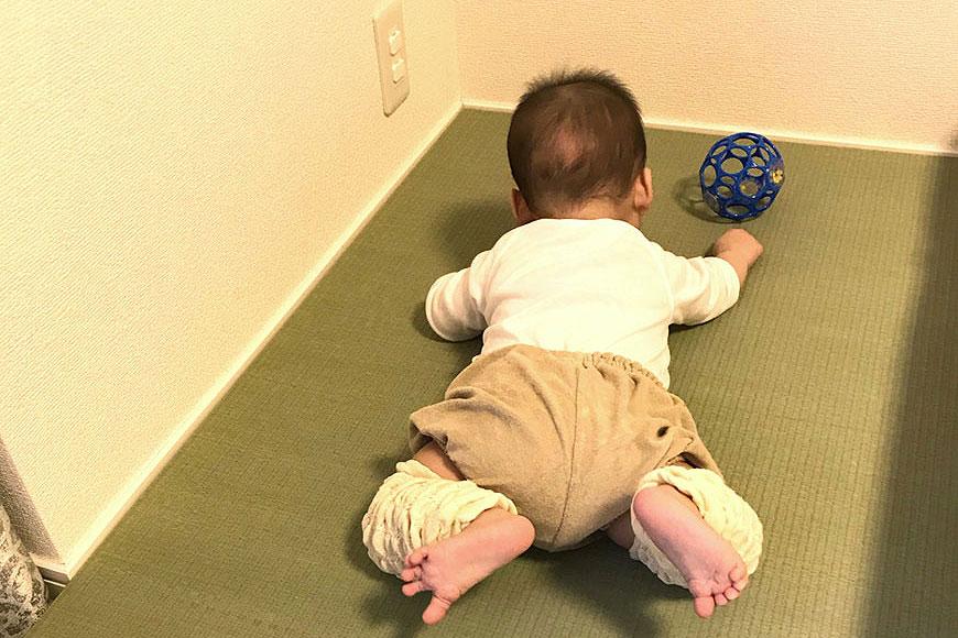 国産置き畳 赤ちゃん マットレス