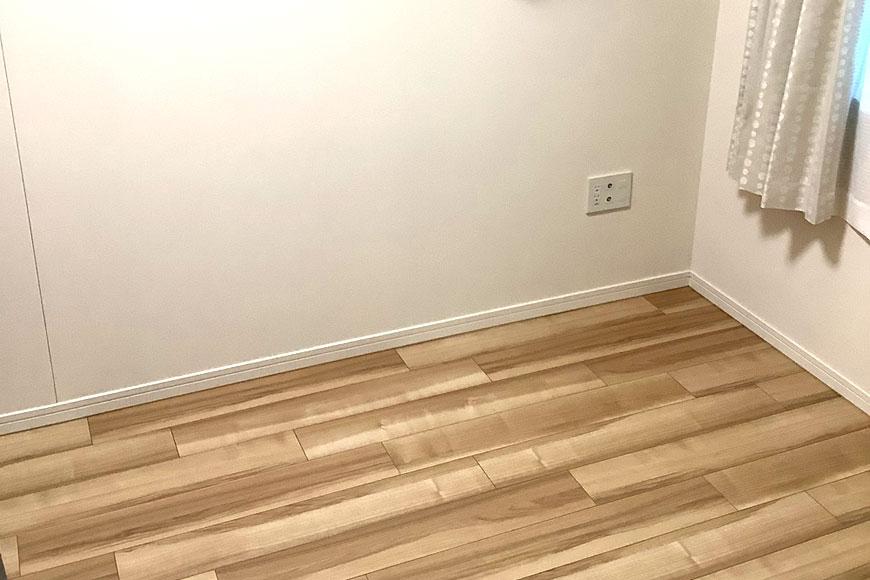 マンションの来客用部屋に畳を敷いて和室にしました:純国産高級置き畳「和極」