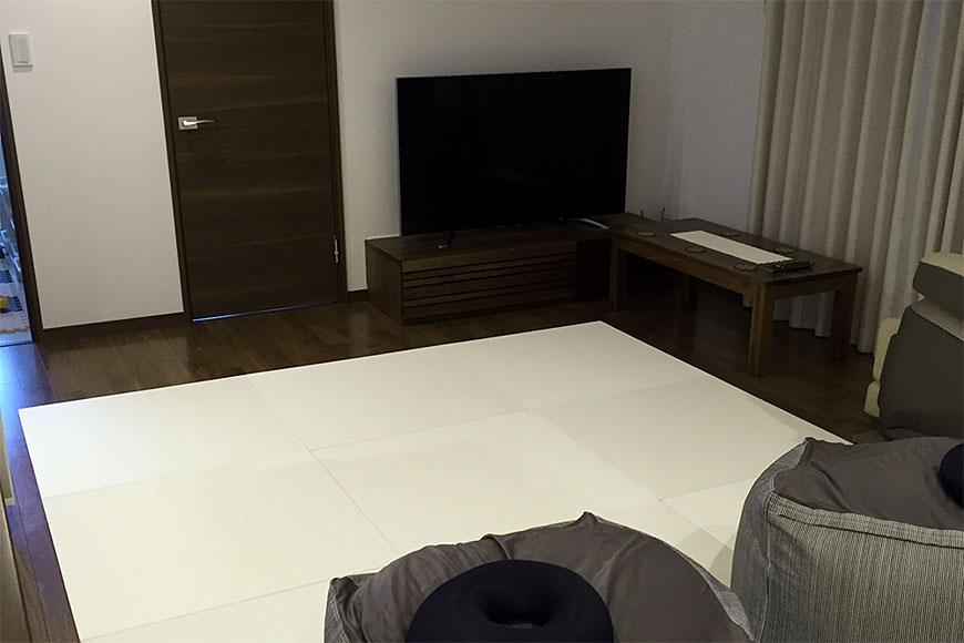 白い畳 6帖